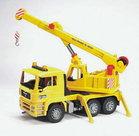 2754--MAN-kraanauto-geel