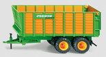 Silagewagen-trailer