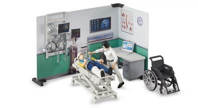 62711 B-World Bruder Ziekenhuis