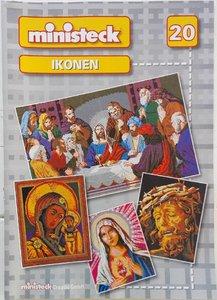 Voorbeeldboek Ikonen nr. 20
